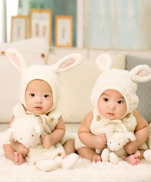 bébés en sécurité